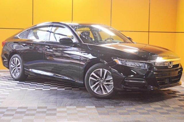 Pre-Owned 2018 Honda Accord Hybrid