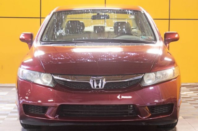 Pre-Owned 2009 Honda Civic Sdn LX