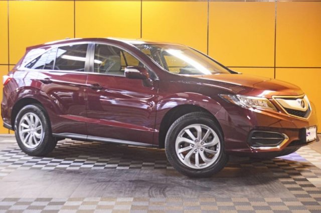 Pre-Owned 2016 Acura RDX Tech Pkg