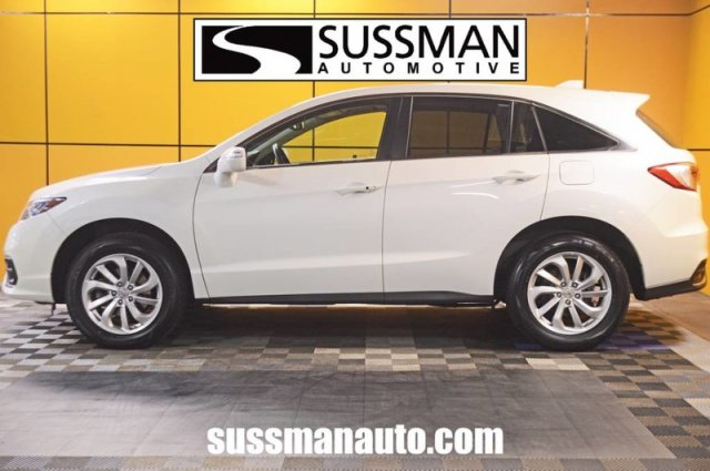 Pre-Owned 2016 Acura RDX Tech/AcuraWatch Plus Pkg