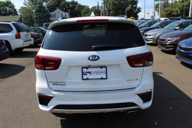 New 2019 Kia Sorento SX Limited V6