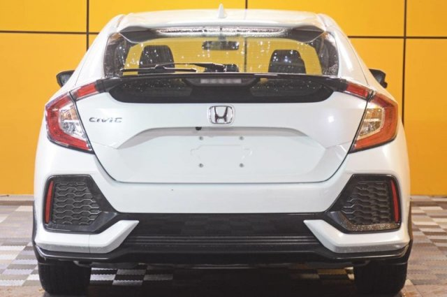 Pre-Owned 2017 Honda Civic Hatchback EX
