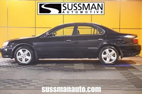 Pre-Owned 2003 Acura TL Type S