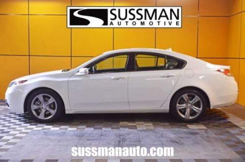 Pre-Owned 2013 Acura TL Tech