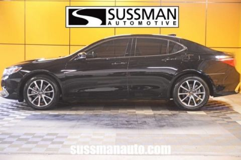 Pre-Owned 2018 Acura TLX