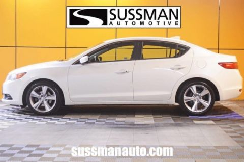 Pre-Owned 2014 Acura ILX Tech Pkg