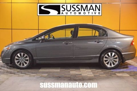 Pre-Owned 2011 Honda Civic Sdn EX-L
